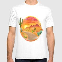 Desert Road T-shirt
