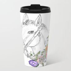 Just for show Metal Travel Mug