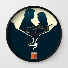 Extraordinary Together Wall Clock