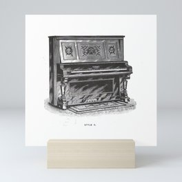 Kimball Piano 05 Mini Art Print