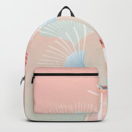 Midcentury Summer Dreams Backpack