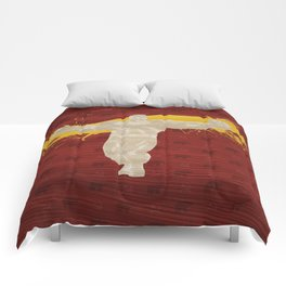 Not A Bad Guy (Homage To Zangief) Comforters