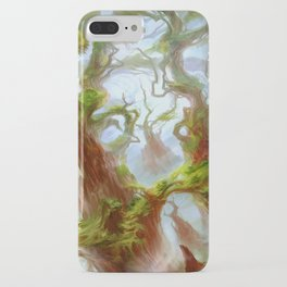 Wooded Foothills iPhone Case