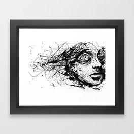 ovunque, ricordati Framed Art Print