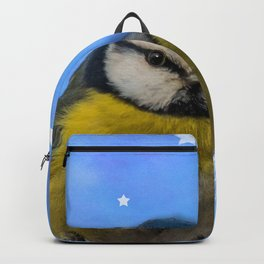 Yellow Breasted Bird Backpack