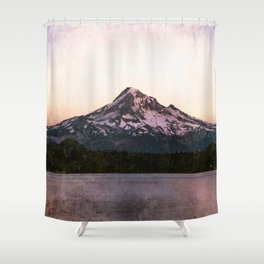 Getting Lost at the Lake Shower Curtain