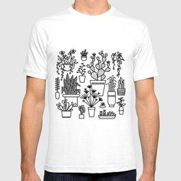 Botanical Sunroom T-shirt
