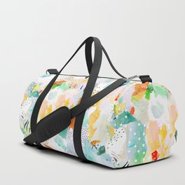 toto: abstract painting Duffle Bag