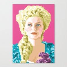 Sa majesté la reine Canvas Print