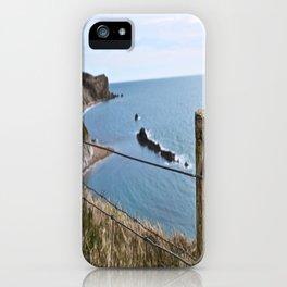 Lulworth Cove iPhone Case