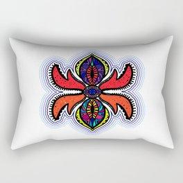 CRAB - Mystery Garden Edition Rectangular Pillow