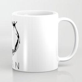 Arrival - Man Black Coffee Mug