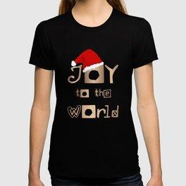 Joy to the World - Angels Announced Jesus Birth T-shirt