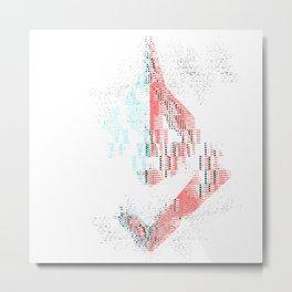 Cache_.tmp Metal Print