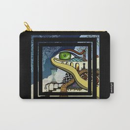 scrambled paths Carry-All Pouch