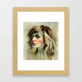 Paynes Framed Art Print