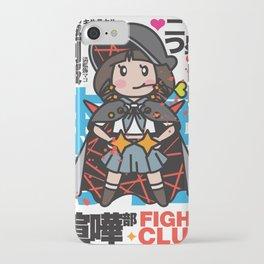 Kill la Kill - Mako Mankanshoku's Two-Star Goku Uniform iPhone Case