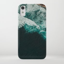 Aerial Waves iPhone Case