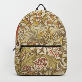 "John Henry Dearle ""Golden Lily"" 2. Backpack"