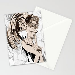 Archaic Angels Stationery Cards