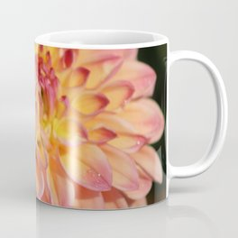 Colors Of The Dahlia Flower Coffee Mug