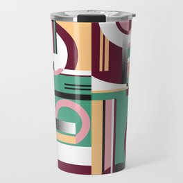 Bauhaus/ Deco 2 Travel Mug