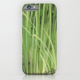 seagrass iPhone Case