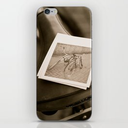 Bicycle, Cubed iPhone Skin
