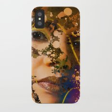 Feeling A Little Like Picasso iPhone X Slim Case