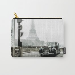 Royce and Eiffel Carry-All Pouch