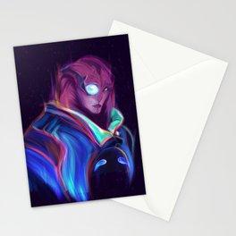 NEON Jaal - Fan Art Stationery Cards
