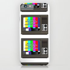 Videodrome  iPhone 6s Slim Case