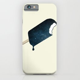 Space Melter iPhone Case