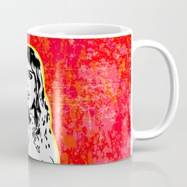 Miley | Pop Art Coffee Mug
