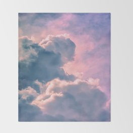 Thunderhead Throw Blanket