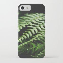 a fern sea iPhone Case