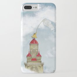 The Cloud Catcher iPhone Case