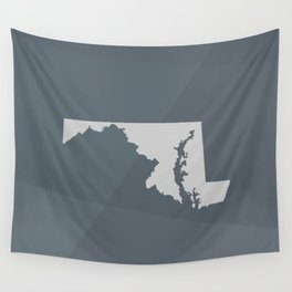 Maryland State Wall Tapestry