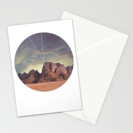 Red Rock Stationery Cards