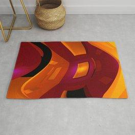 space curvature -6- Rug
