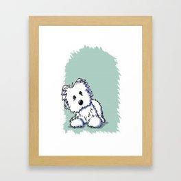 Bobby Framed Art Print