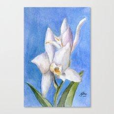 Vivid Orchid Canvas Print