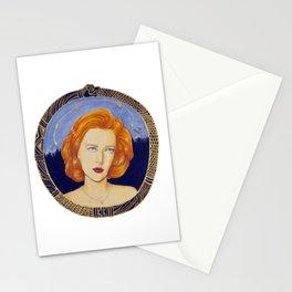 Patron Saint of Skeptics Stationery Cards