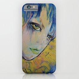 Indigo iPhone Case