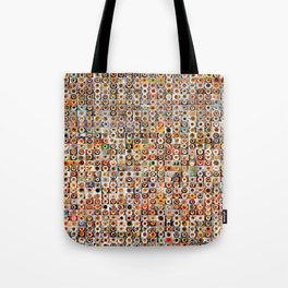 Two Years of Coffee Tote Bag