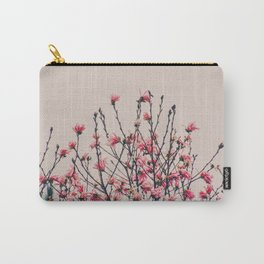 Paper magnolia Carry-All Pouch