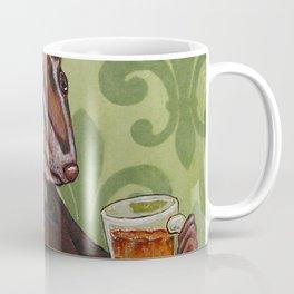 Chip Monk Beer Coffee Mug