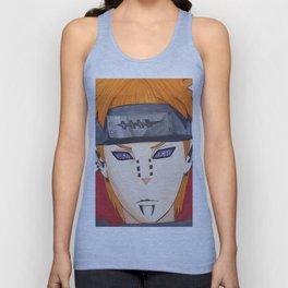 Pain (Naruto) Unisex Tank Top