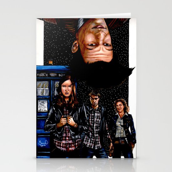 Doctor WHO ? Stationery Cards