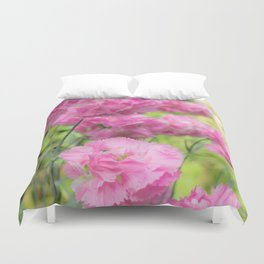 Can't Get Enough of Pinks! Duvet Cover